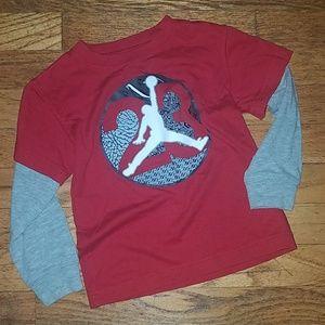 Toddler boys Jordan shirt